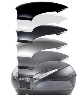 Shad Cover SH48 White