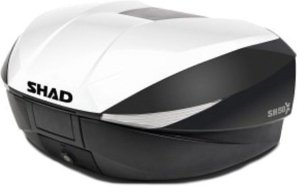 Shad Cover SH58 White Lid
