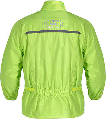 Oxford Rainseal Over Jacket Fluo XXL