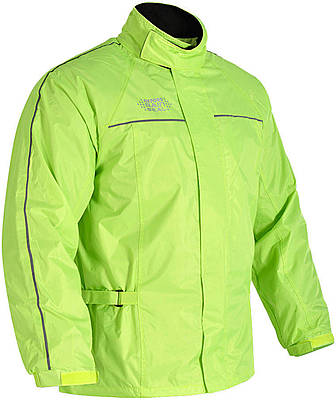Oxford Rainseal Over Jacket Fluo 5XL