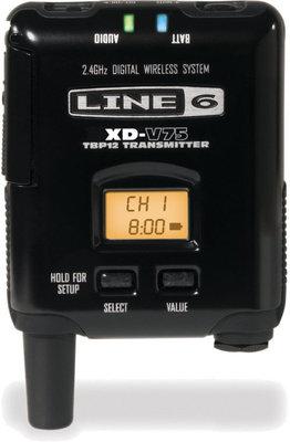 Line6 XD V75HS Black