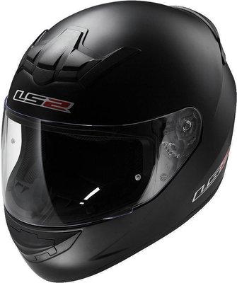 LS2 FF352 Rookie Solid Matt Black S