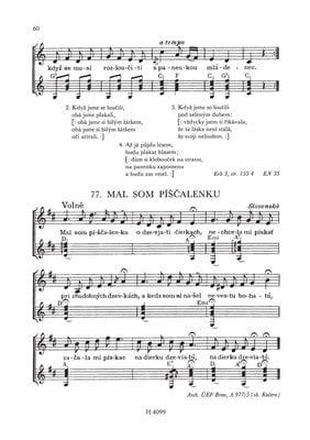 Bärenreiter Národní zpěvník