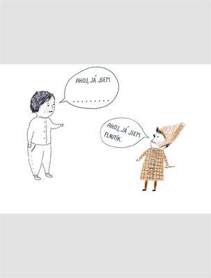 Šťastná - Kvapil Flautoškolka - Flautíkův sešit pro děti