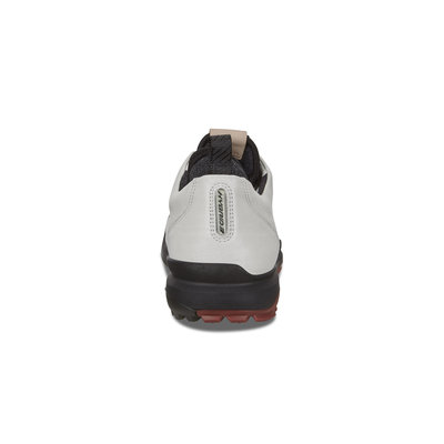 Ecco Biom Hybrid 3 Męskie Buty Do Golfa WhiteRacer 40