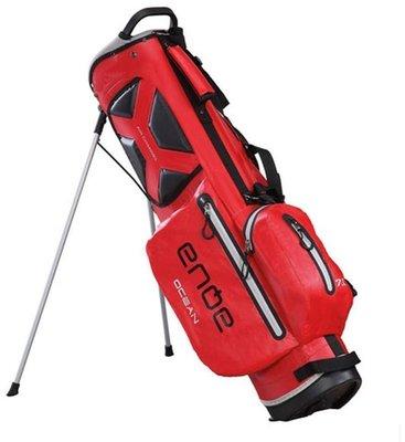 Big max Aqua Ocean Red/Silver Stand Bag