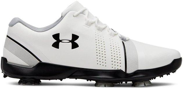 Under Armour Spieth 3 Junior Golf Shoes White US 6,5