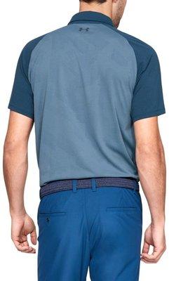 Under Armour UA Threadborne Champion Mens Polo Shirt Thunder XL