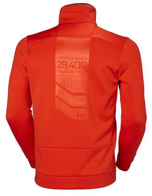 Helly Hansen HP Fleece Jacket Cherry Tomato XL