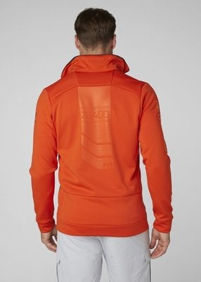 Helly Hansen HP Fleece Jacket Cherry Tomato L