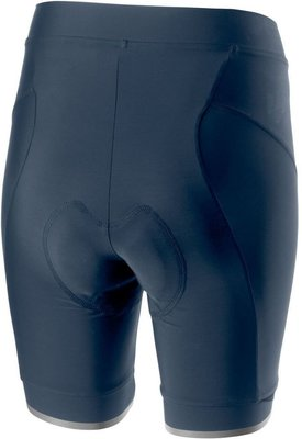 Castelli Vista ženske biciklističke hlače Dark Steel Blue L