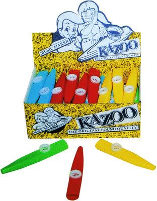 Schwarz Kazoo