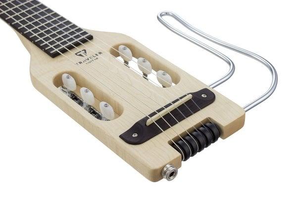 Traveler Guitar Ultra Light Nylon Natural Maple