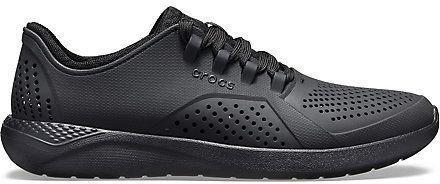 Crocs Lite Ride Pacer Men's Black/Black 46-47