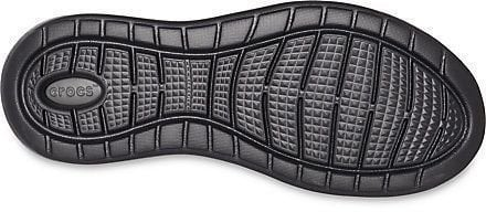 Crocs Men's LiteRide Pacer Black/Black 45-46