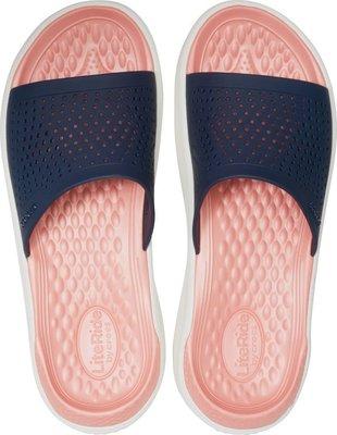 Crocs LiteRide Slide Navy/Melon 42-43