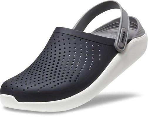 Crocs Lite Ride Clog Unisex Black/Smoke 48-49