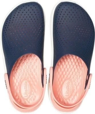 Crocs Lite Ride Clog Unisex Navy/Melon 39-40