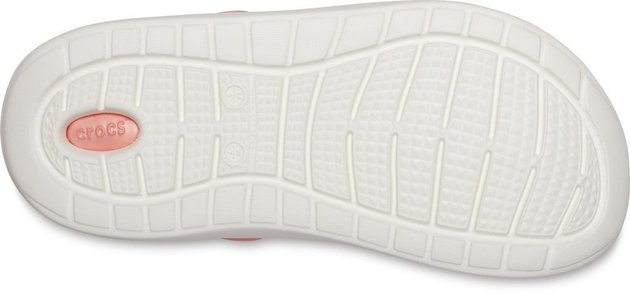 Crocs Lite Ride Clog Unisex Navy/Melon 38-39