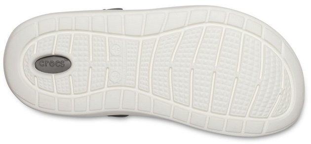 Crocs Lite Ride Clog Unisex Black/Smoke 37-38