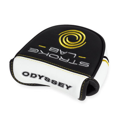 Odyssey Stroke Lab 19 V-Line Putter Linkshänder Pistol 35