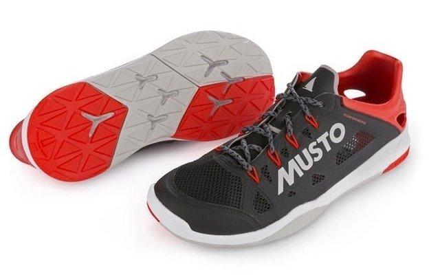 Musto Dynamic Pro II Black 9