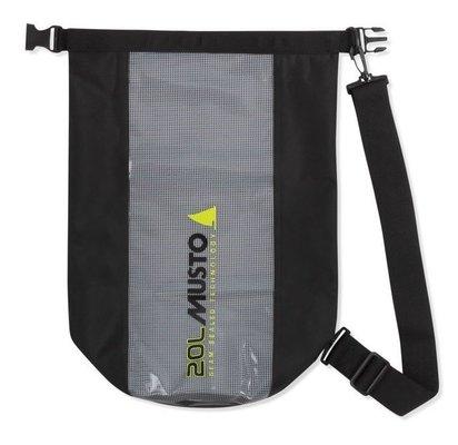 Musto Essential 20L Dry Tube Black