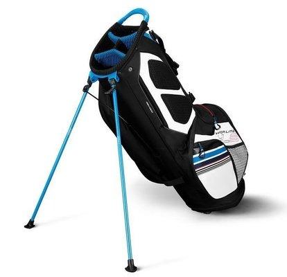 Callaway Hyper Lite 3 Black/White/Blue Stand Bag 2019