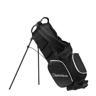 Taylormade LiteTech 3.0 Black/White Stand Bag 2019
