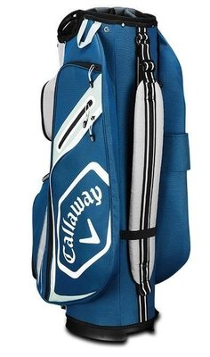 Callaway Chev Org Black/Titanium/White Cart Bag 2019