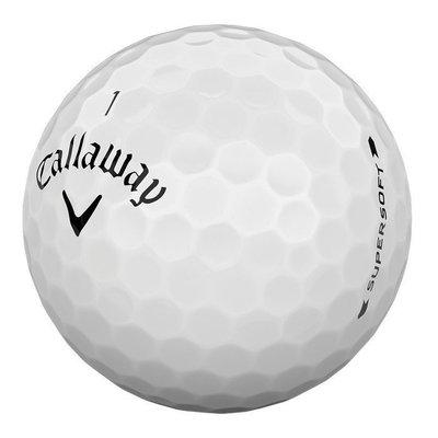 Callaway Supersoft Golf Balls 19 12 Pack