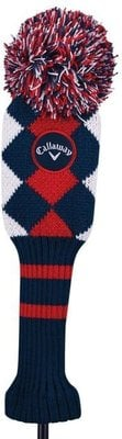 Callaway Pom Pom X Fairway Headcover 18 Navy/Red/White