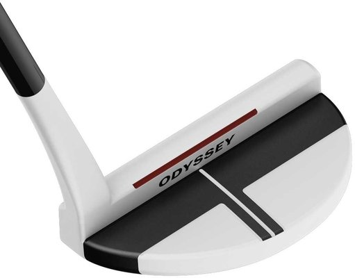 Odyssey O-Works 9 Putter White/Black/White SuperStroke Pistol Right Hand 35
