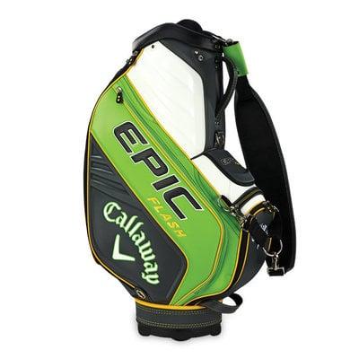 Callaway Epic Flash Staff Bag 19 Green/Charcoal/White