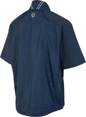 Sunice Winston Windproof Short Sleeve Mens Jacket Midnight/Midnight M