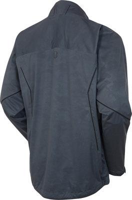 Sunice Jay Zephal Waterproof Mens Jacket Charcoal Camo Emboss/Black XL