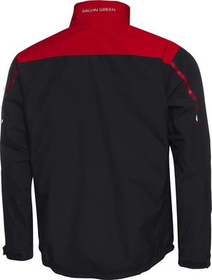 Galvin Green Austin Gore-Tex Mens Jacket Black/Red/White 2XL
