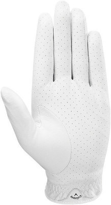Callaway Dawn Patrol Mens Golf Glove 2019 White LH M
