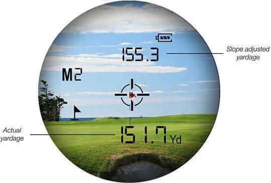 Precision Pro Golf NX7 Rangefinder