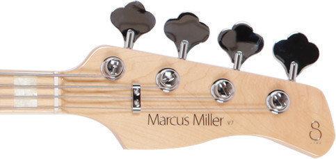 Sire Marcus Miller V7-Ash-5 Bright Metallic Red 2nd Gen