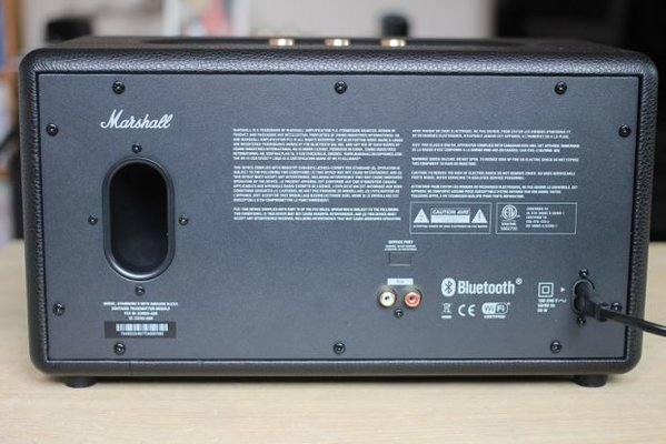 Marshall Stanmore II Voice Black