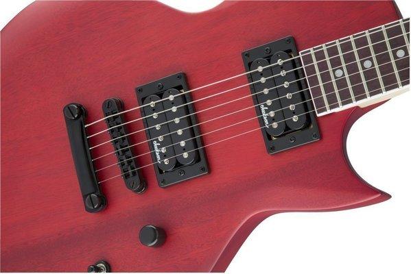 Jackson S Series Monarkh SC JS22 Amaranth Red Stain