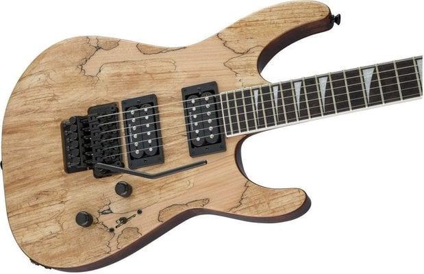 Jackson X Series Soloist SLX Spalted Maple Natural