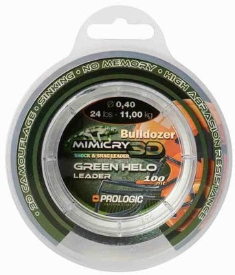 Prologic Mimicry Green Helo 1000 m 11 lbs 5.2kg 0.25 mm