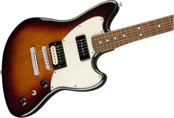 Fender PowerCaster PF 3-Color Sunburst