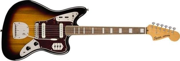 Fender Squier Classic Vibe '70s Jaguar IL 3-Color Sunburst