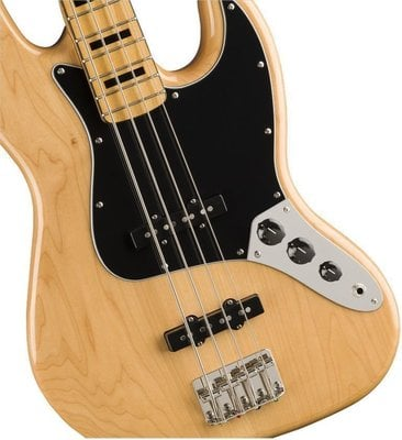 Fender Squier Classic Vibe '70s Jazz Bass MN Natural