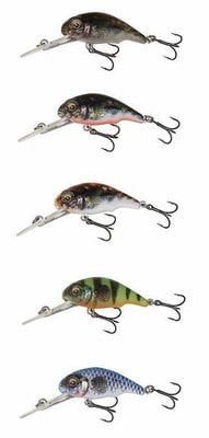 Savage Gear 3D Goby Crank 40 3.5 g F 01-Goby