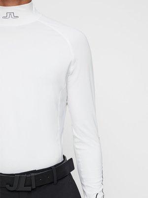 J.Lindeberg EL Soft Compression Mens Base Layer White L