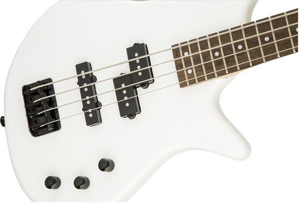 Jackson JS Series Spectra Bass JS2 IL Snow White